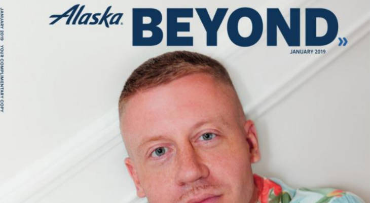 Alaska Beyond Magazine screenshot