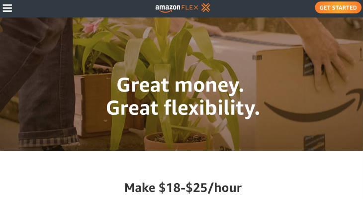 DELIVERY JOBS < Make Money < Giigs us