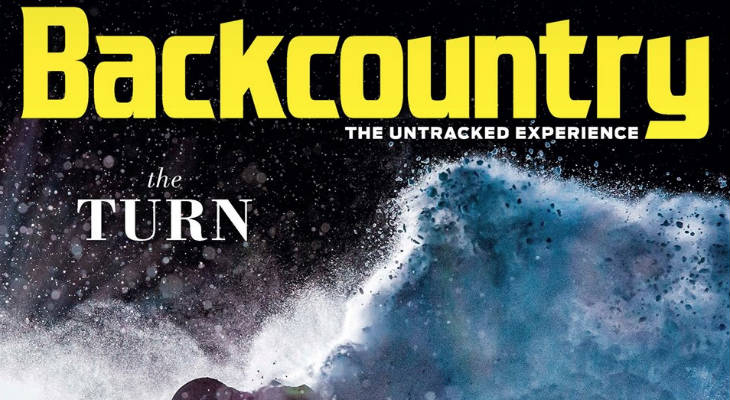 Backcountry Magazine screenshot