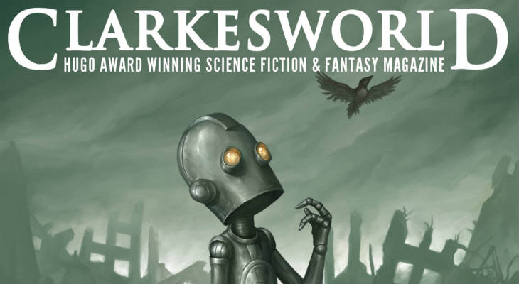 Clarkesworld Submissions screenshot