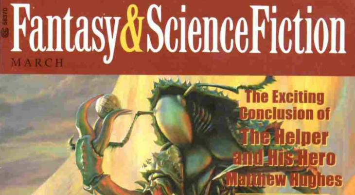 Fantasy & Science Fiction screenshot