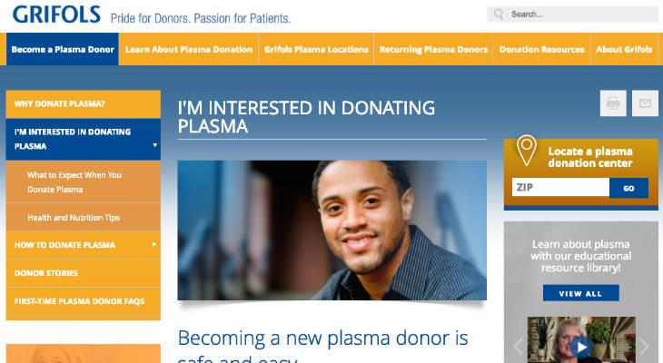 Grifols Plasma < Donate Plasma For Money < Make Money < Giigs us