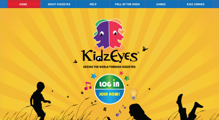 KidzEyes screenshot