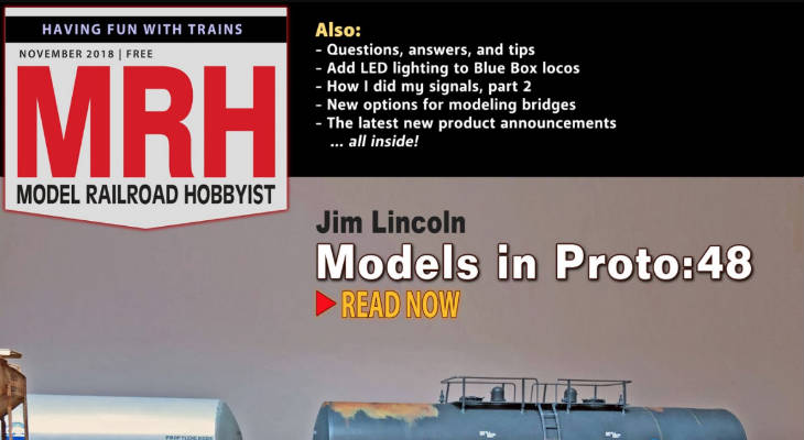 Model Railroad Hobbyist screenshot