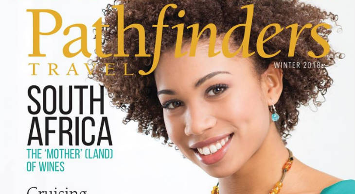 Pathfinders Travel Magazine screenshot