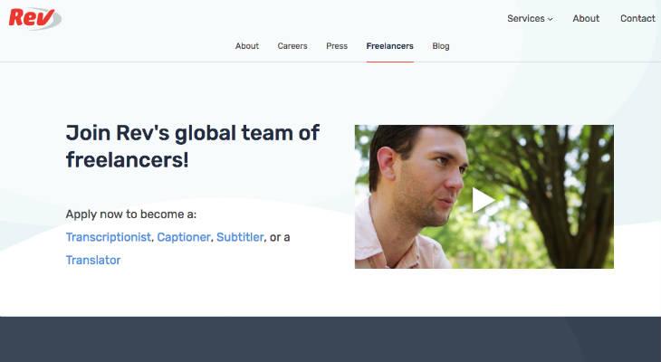 REV COM JOBS < Online Transcription Jobs < Make Money < Giigs us