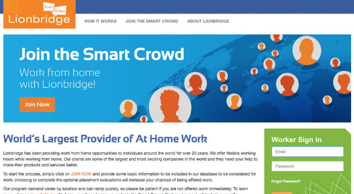 Smart Crowd screenshot