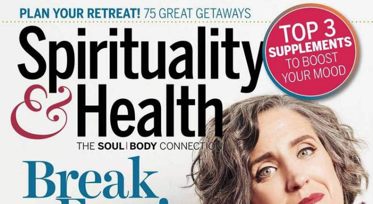 Spirituality And Health screenshot