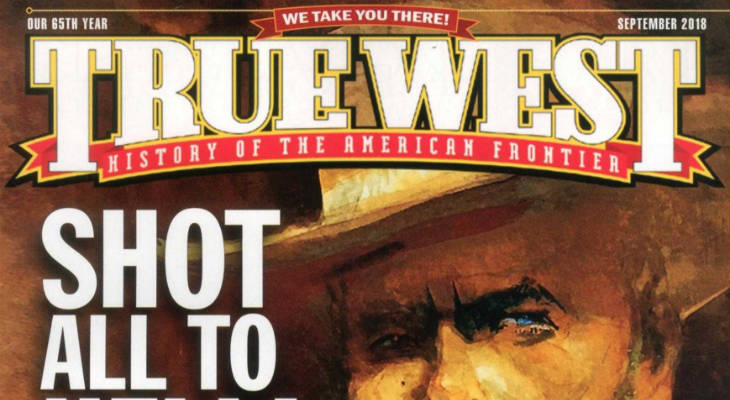 True West Magazine screenshot